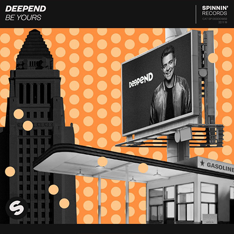 Cover art of Deepend single 'Be Yours'